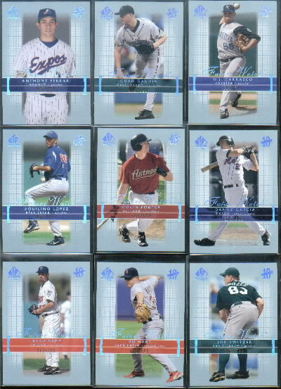 2003 SP Authentic #195 Aquilino Lopez FW RC