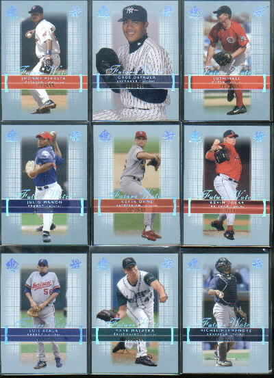 2003 SP Authentic #214 Jhonny Peralta FW