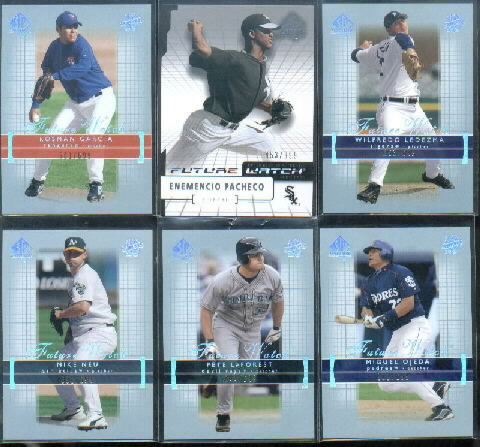 2003 SP Authentic #230 Mike Neu FW RC