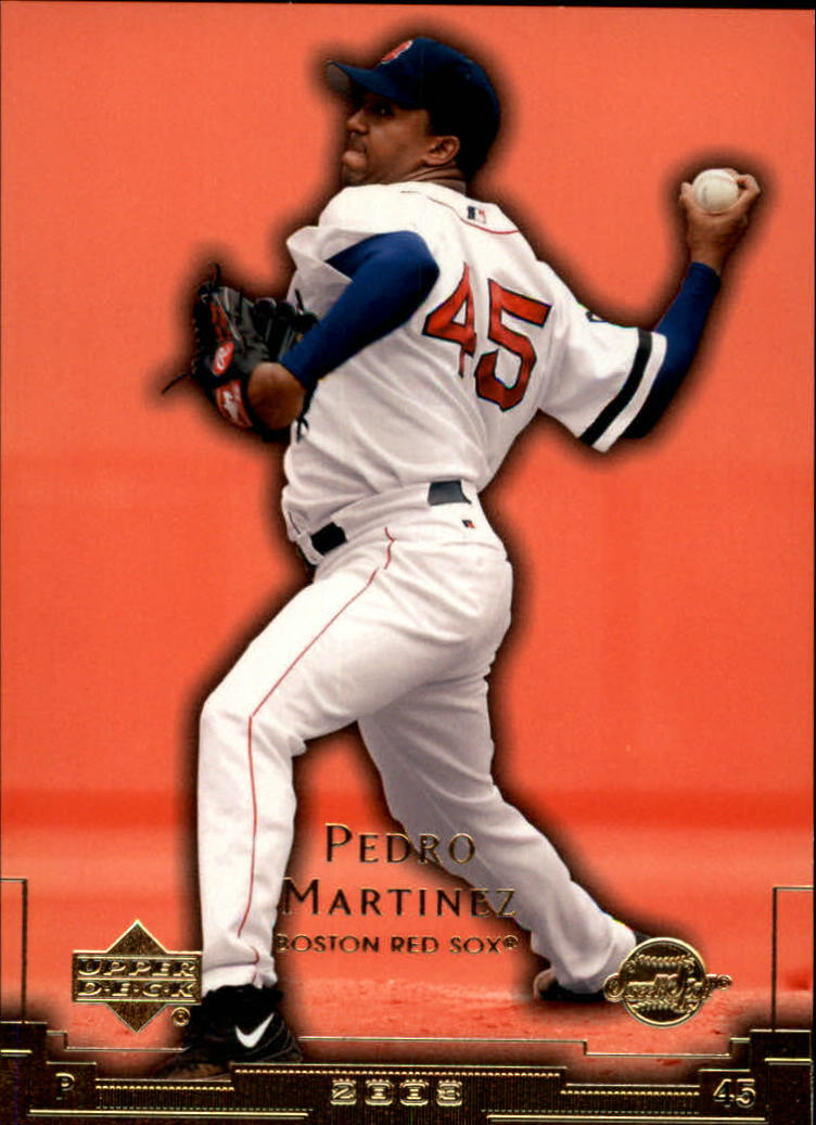 2003 Sweet Spot #22 Pedro Martinez SP
