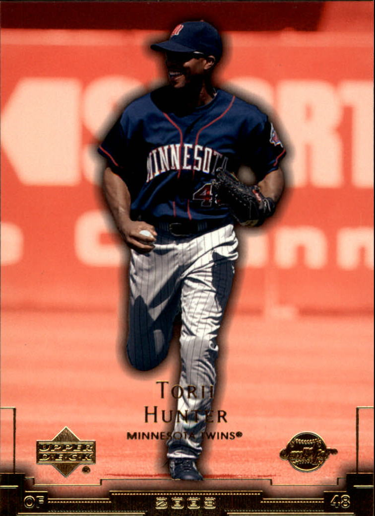 2003 Sweet Spot #67 Torii Hunter