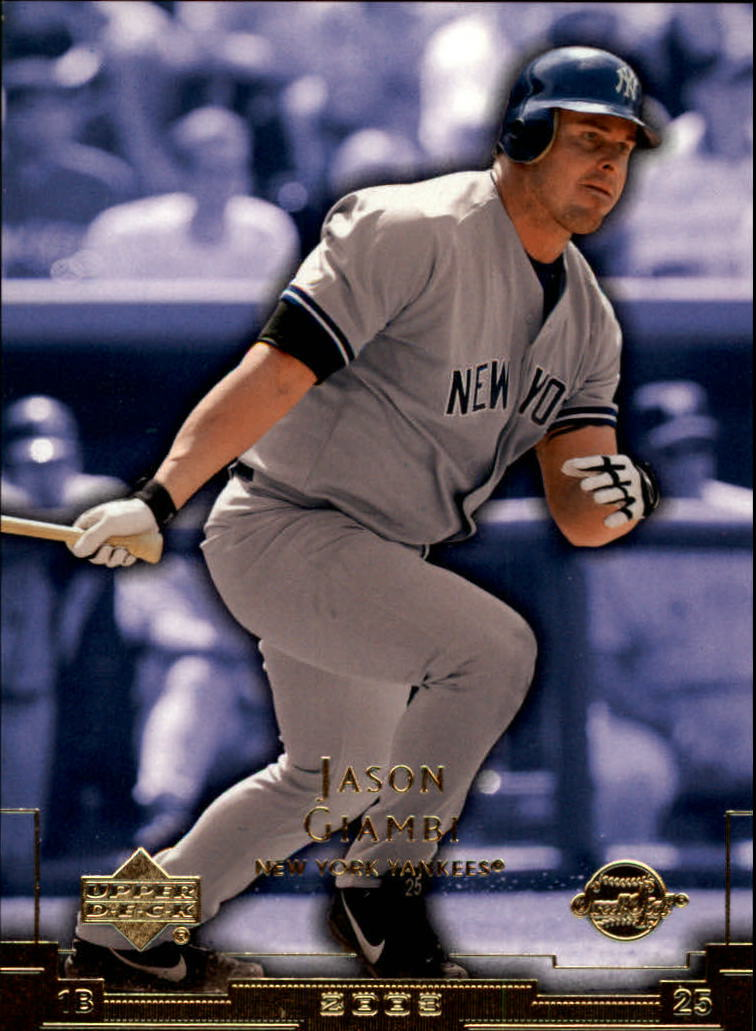 2003 Sweet Spot #83 Jason Giambi SP