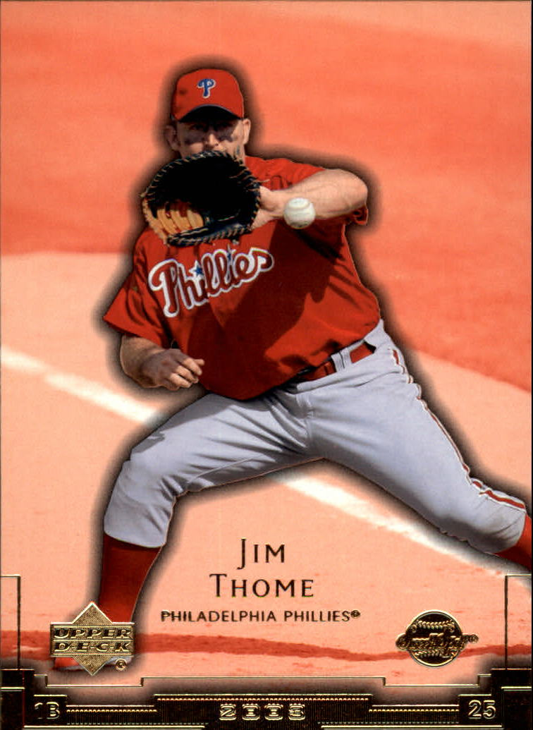 2003 Sweet Spot #94 Jim Thome