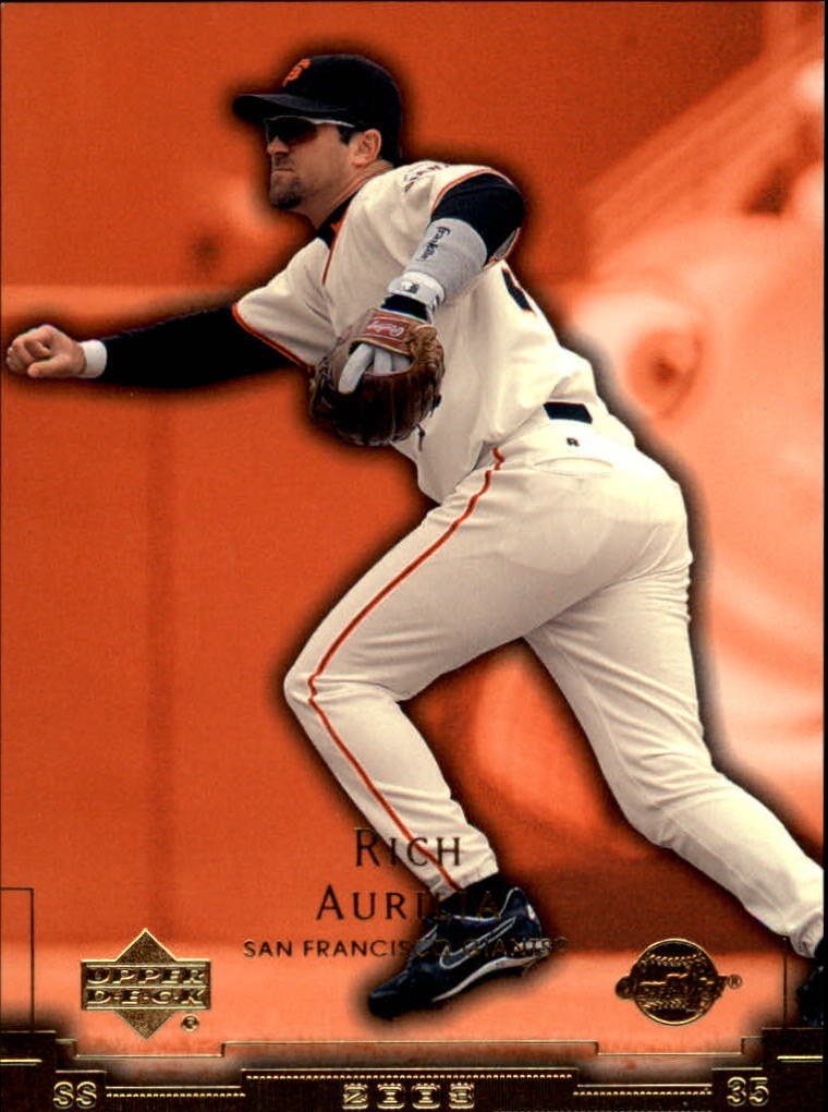 2003 Sweet Spot #102 Rich Aurilia SP
