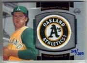 2003 Sweet Spot Classics Patch Cards #CH1 Catfish Hunter A's/350