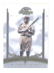 2003 Timeless Treasures #10 Babe Ruth