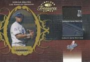 2003 Timeless Treasures Classic Prime Combos #2 Adrian Beltre Hat-Shoes
