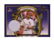 2003 Timeless Treasures Rookie Year #30 Albert Pujols Jsy/100