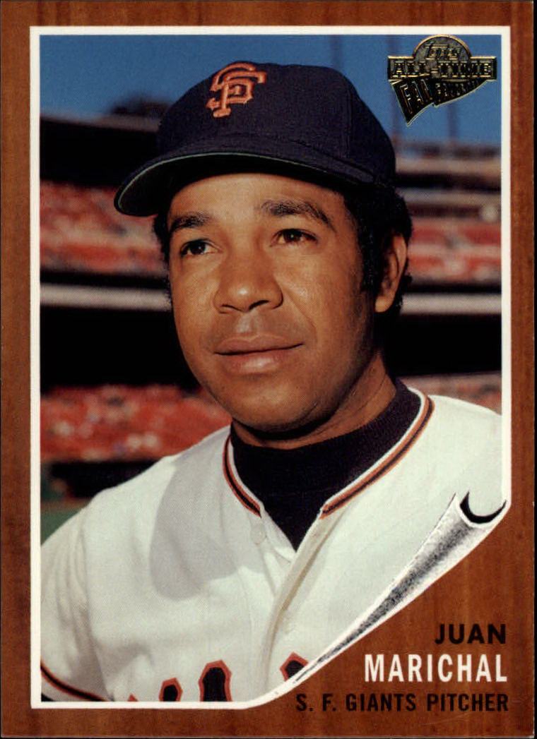 2003 Topps All-Time Fan Favorites #38 Juan Marichal