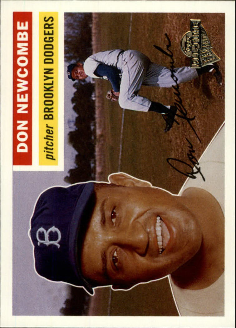 2003 Topps All-Time Fan Favorites #67 Don Newcombe
