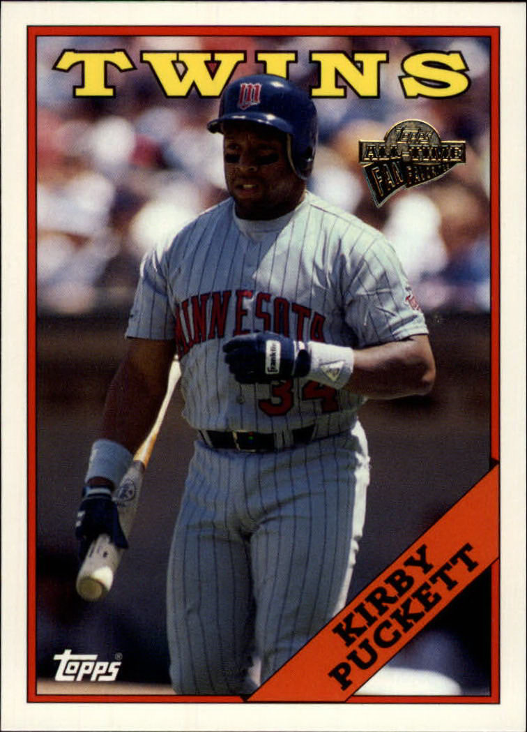 2003 Topps All-Time Fan Favorites #98 Kirby Puckett