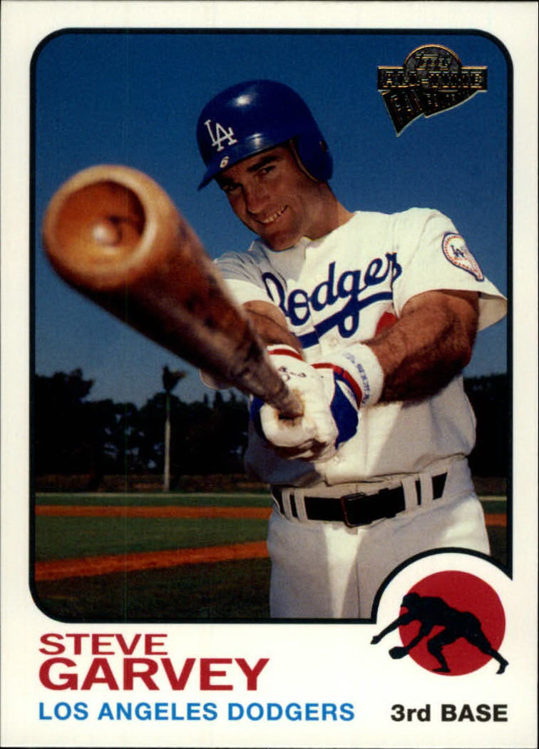 2003 Topps All-Time Fan Favorites #133 Steve Garvey