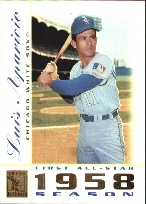 2003 Topps Tribute Perennial All-Star #19 Luis Aparicio