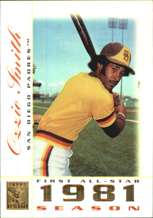 2003 Topps Tribute Perennial All-Star #26 Ozzie Smith
