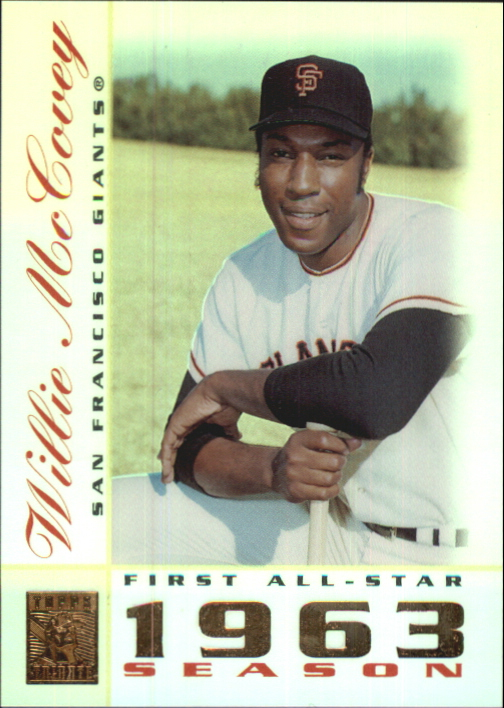 2003 Topps Tribute Perennial All-Star #28 Willie McCovey