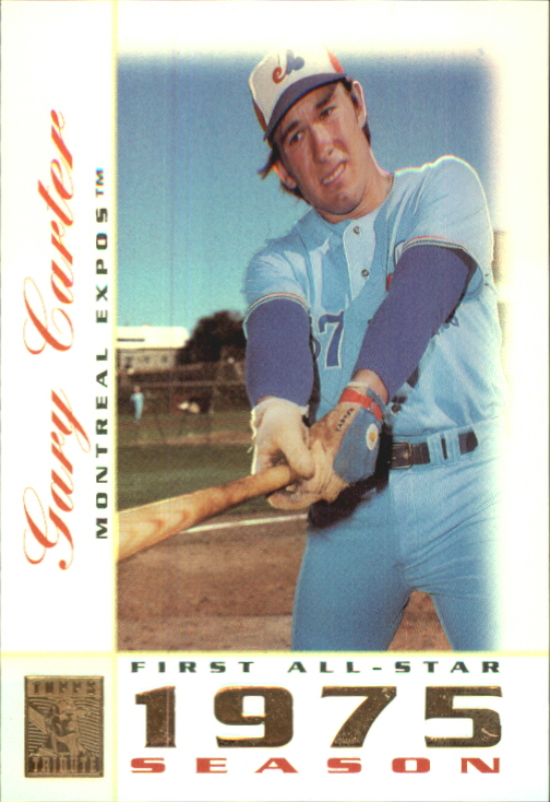 2003 Topps Tribute Perennial All-Star #29 Gary Carter