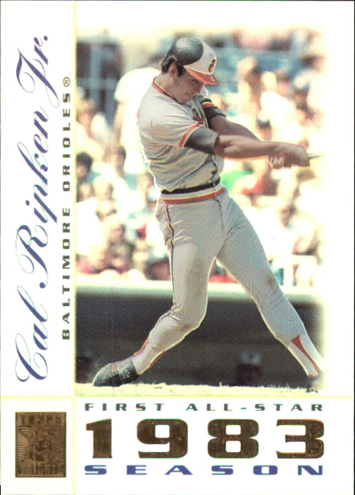 2003 Topps Tribute Perennial All-Star #35 Cal Ripken