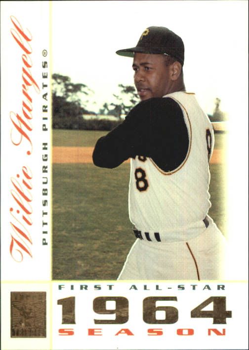 2003 Topps Tribute Perennial All-Star #40 Willie Stargell