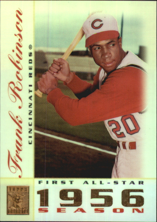 2003 Topps Tribute Perennial All-Star #47 Frank Robinson