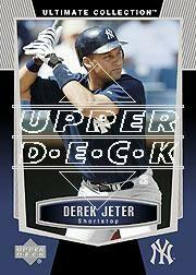 2003 Ultimate Collection #6 Derek Jeter