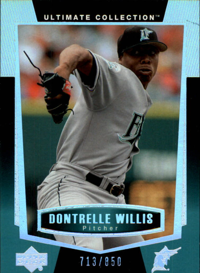 2003 Ultimate Collection #18 Dontrelle Willis