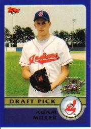 2003 Topps Draft Picks #9 Adam Miller