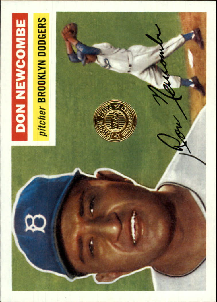 2003 Topps Shoebox #20 Don Newcombe