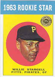 2003 Topps Shoebox #30 Willie Stargell