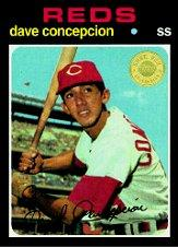 2003 Topps Shoebox #52 Dave Concepcion