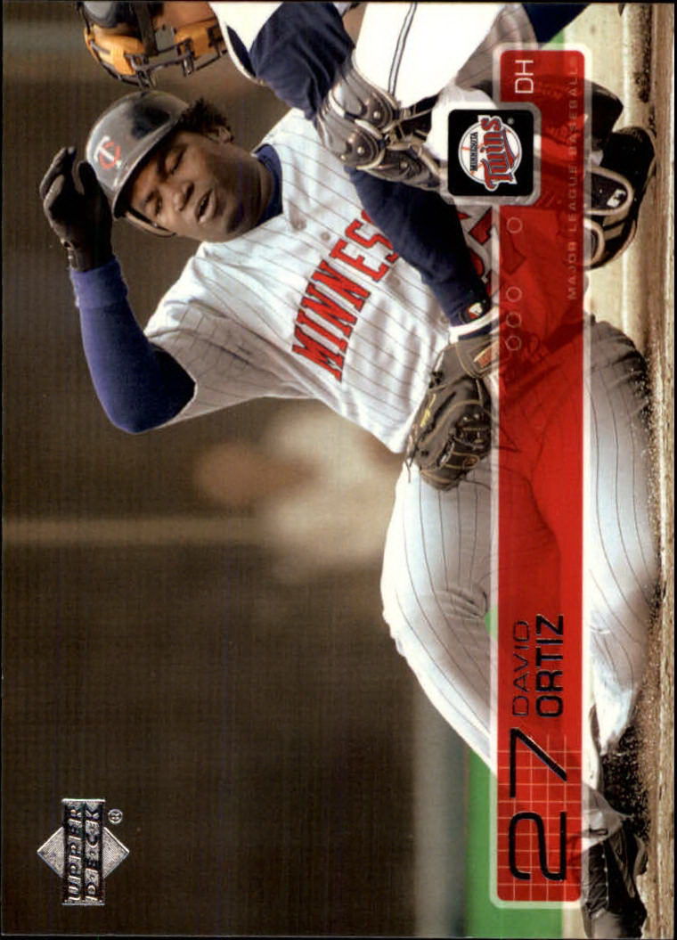 2003 Upper Deck #114 David Ortiz
