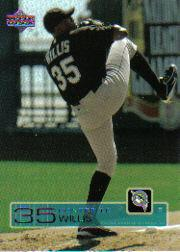 2003 Upper Deck #545 Dontrelle Willis front image