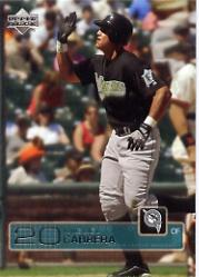 2003 Upper Deck #587 Miguel Cabrera