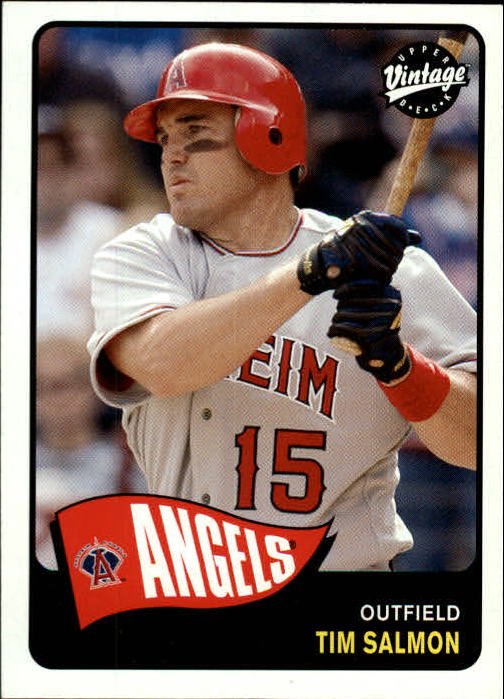 2003 Upper Deck Vintage #6 Tim Salmon