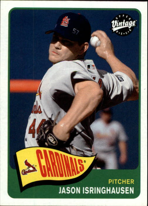 2003 Upper Deck Vintage #43 Jason Isringhausen