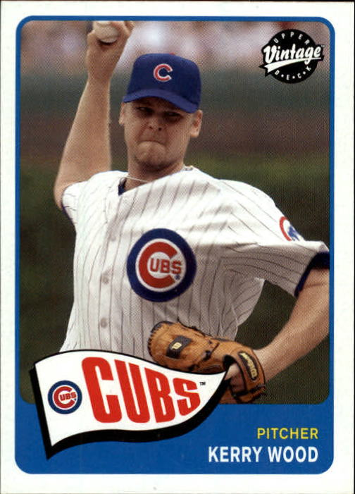 2003 Upper Deck Vintage #54 Kerry Wood