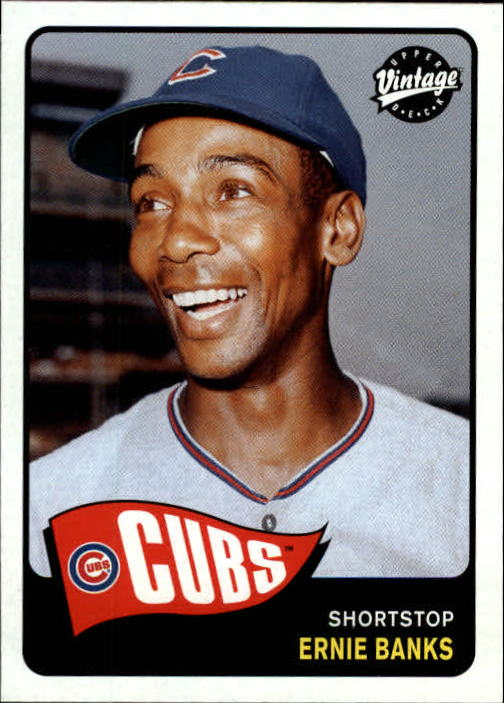 2003 Upper Deck Vintage #58 Ernie Banks