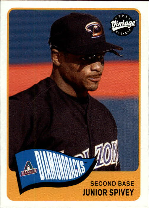 2003 Upper Deck Vintage #68 Junior Spivey
