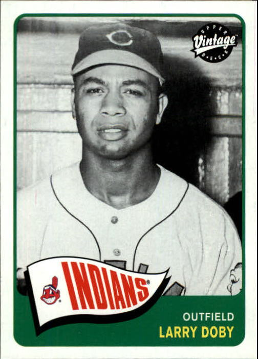 2003 Upper Deck Vintage #104 Larry Doby