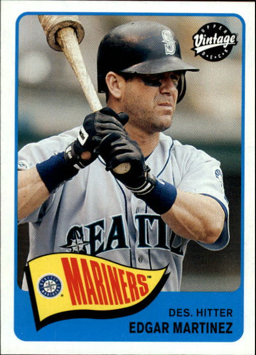 2003 Upper Deck Vintage #107 Edgar Martinez