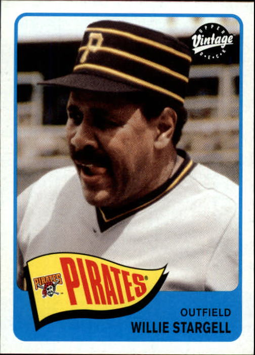 2003 Upper Deck Vintage #151 Willie Stargell