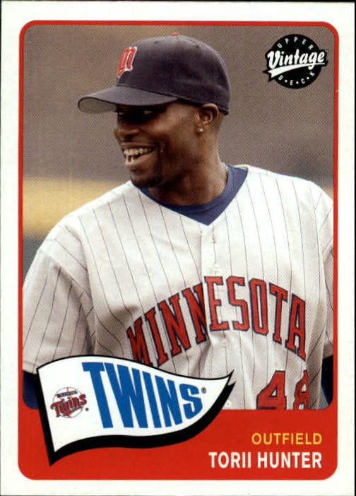 2003 Upper Deck Vintage #196 Torii Hunter