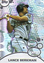 2003 Topps Own the Game #OG6 Lance Berkman