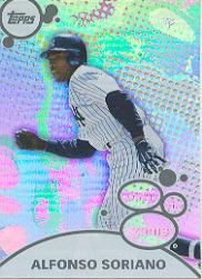 2003 Topps Own the Game #OG15 Alfonso Soriano