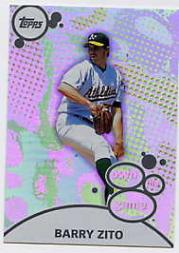 2003 Topps Own the Game #OG24 Barry Zito