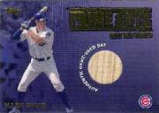 2003 Topps Prime Cuts Pine Tar Relics #MP Mark Prior 2