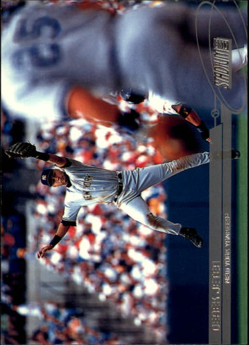 2003 Stadium Club #6 Derek Jeter