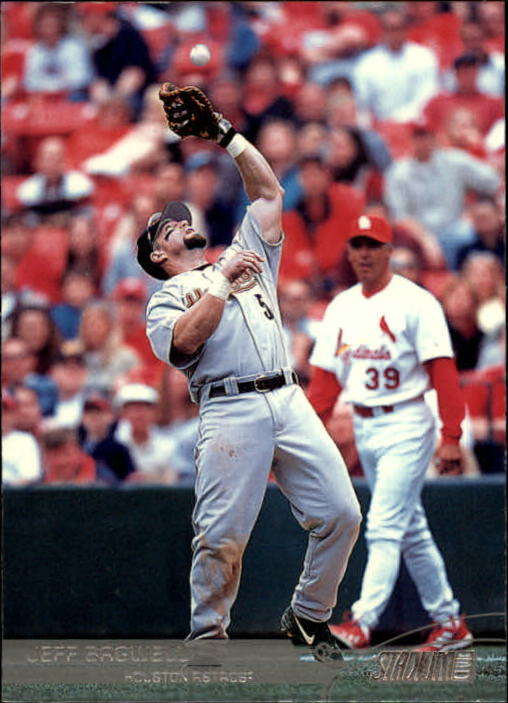 2003 Stadium Club #41 Jeff Bagwell