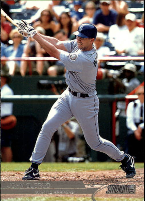 2003 Stadium Club #46 John Olerud