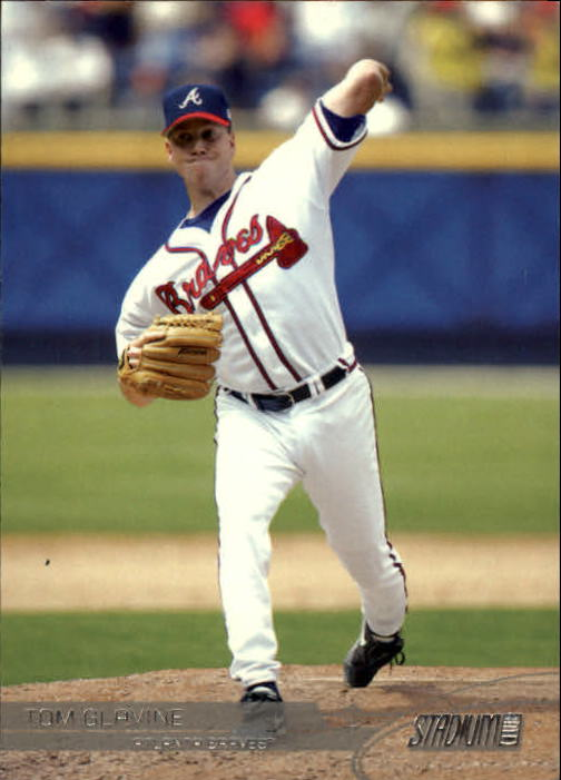 2003 Stadium Club #47 Tom Glavine
