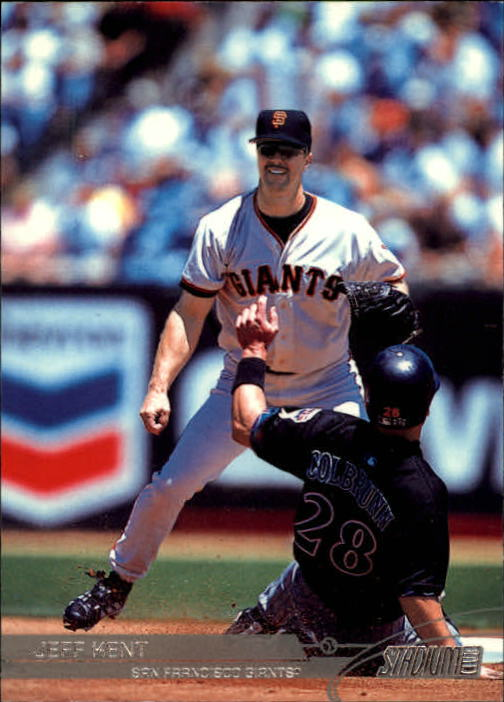 2003 Stadium Club #71 Jeff Kent
